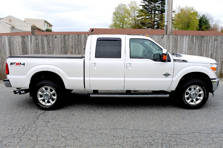 Used 2011 Ford Super Duty F-350 Srw 4WD Crew Cab 156' Lariat Used 2011 Ford Super Duty F-350 Srw 4WD Crew Cab 156' Lariat for sale  at Metro West Motorcars LLC in Shrewsbury MA 6