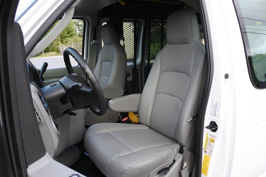 Used 2014 Ford Econoline E-250 Wheelchair Van Used 2014 Ford Econoline E-250 Wheelchair Van for sale  at Metro West Motorcars LLC in Shrewsbury MA 10