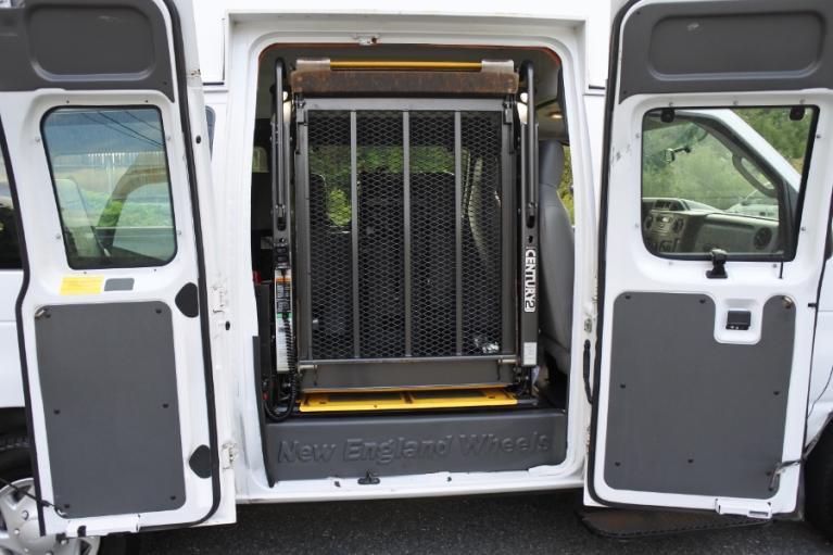 Used 2014 Ford Econoline E-250 Wheelchair Van Used 2014 Ford Econoline E-250 Wheelchair Van for sale  at Metro West Motorcars LLC in Shrewsbury MA 13