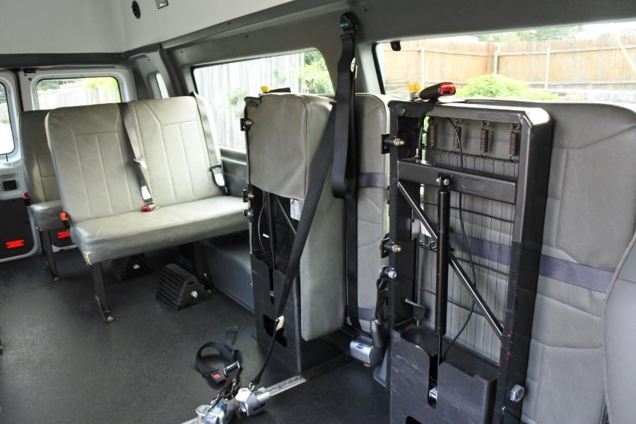 Used 2014 Ford Econoline E-250 Wheelchair Van Used 2014 Ford Econoline E-250 Wheelchair Van for sale  at Metro West Motorcars LLC in Shrewsbury MA 17