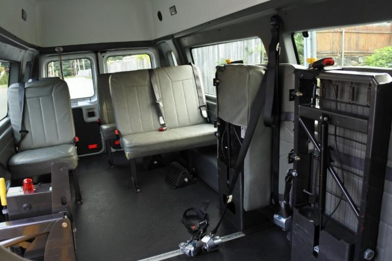 Used 2014 Ford Econoline E-250 Wheelchair Van Used 2014 Ford Econoline E-250 Wheelchair Van for sale  at Metro West Motorcars LLC in Shrewsbury MA 18