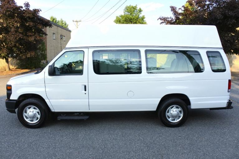 Used 2014 Ford Econoline E-250 Wheelchair Van Used 2014 Ford Econoline E-250 Wheelchair Van for sale  at Metro West Motorcars LLC in Shrewsbury MA 2