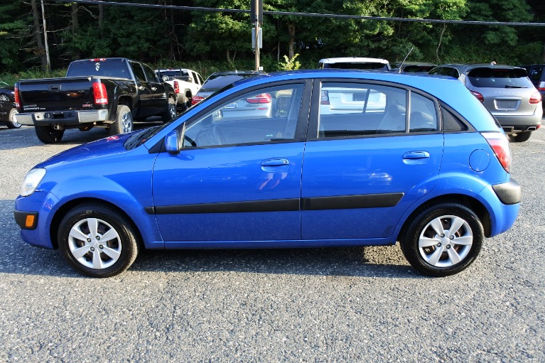 Used 2009 Kia Rio Rio5 SX Used 2009 Kia Rio Rio5 SX for sale  at Metro West Motorcars LLC in Shrewsbury MA 2