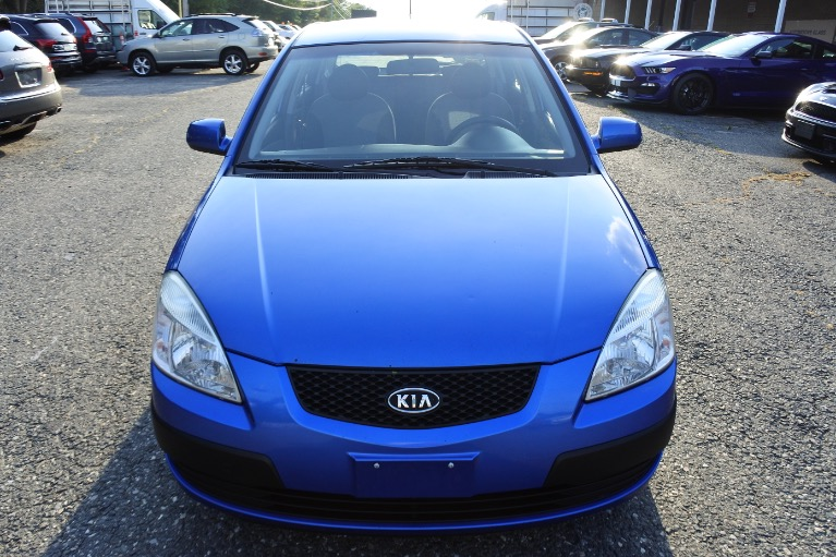 Used 2009 Kia Rio Rio5 SX Used 2009 Kia Rio Rio5 SX for sale  at Metro West Motorcars LLC in Shrewsbury MA 8