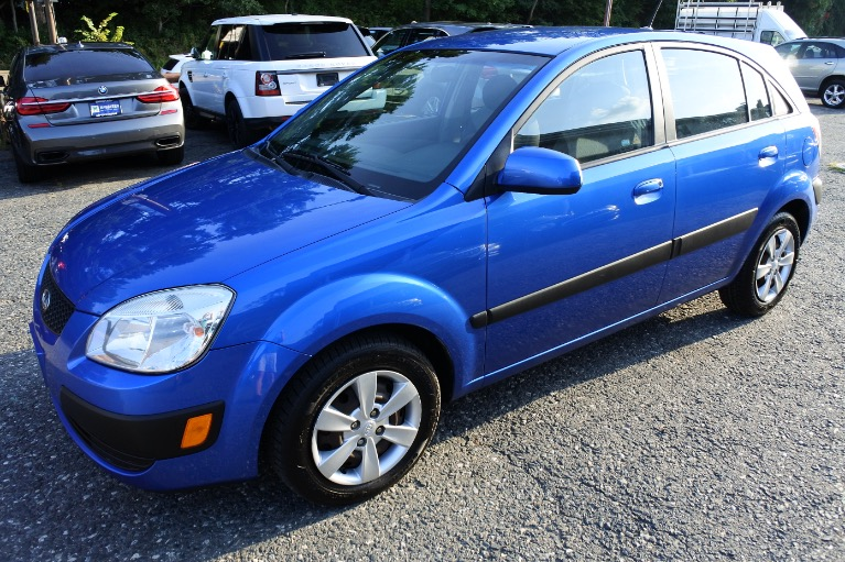 Used Used 2009 Kia Rio Rio5 SX for sale $3,885 at Metro West Motorcars LLC in Shrewsbury MA