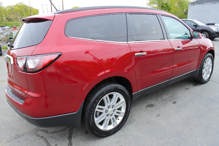 Used 2013 Chevrolet Traverse AWD 4dr LT w/1LT Used 2013 Chevrolet Traverse AWD 4dr LT w/1LT for sale  at Metro West Motorcars LLC in Shrewsbury MA 5