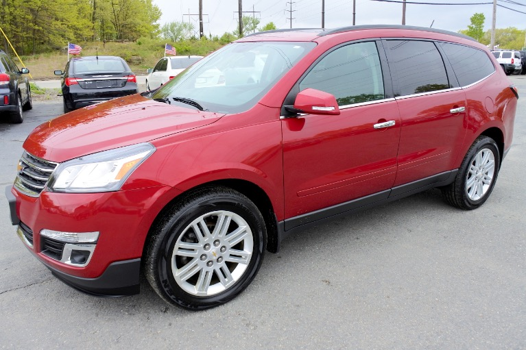 Used Used 2013 Chevrolet Traverse AWD 4dr LT w/1LT for sale $14,880 at Metro West Motorcars LLC in Shrewsbury MA
