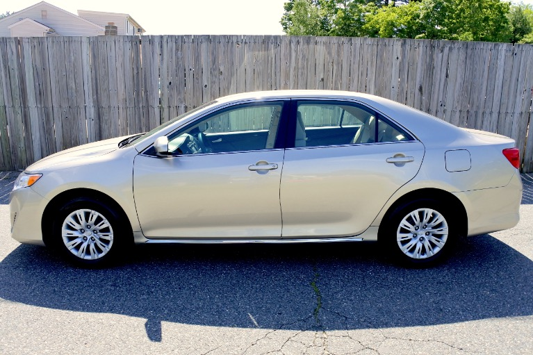 Used 2014 Toyota Camry LE Used 2014 Toyota Camry LE for sale  at Metro West Motorcars LLC in Shrewsbury MA 2