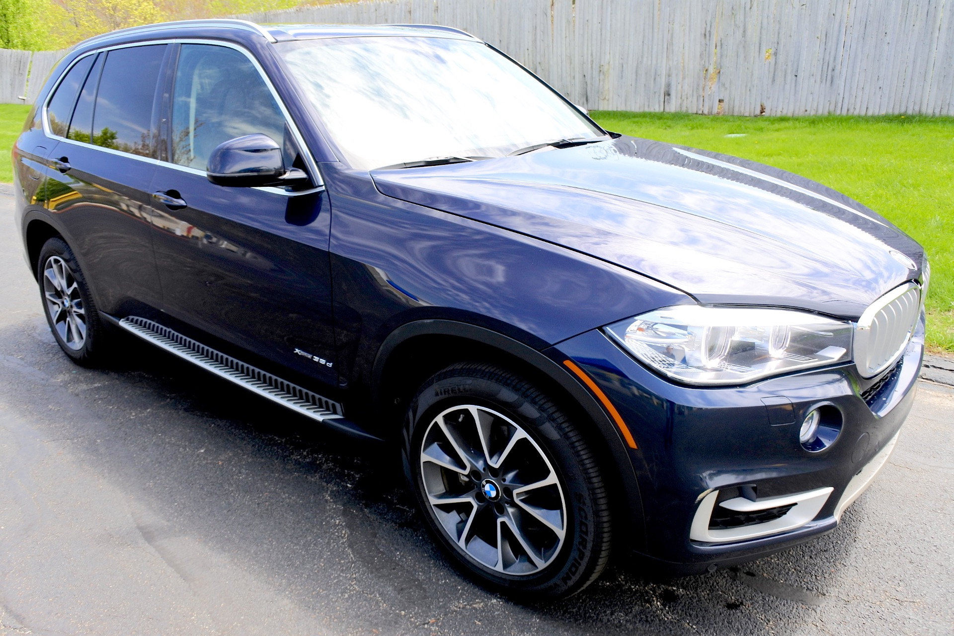 Used 2015 BMW X5 AWD 4dr xDrive35d Used 2015 BMW X5 AWD 4dr xDrive35d for sale  at Metro West Motorcars LLC in Shrewsbury MA 7