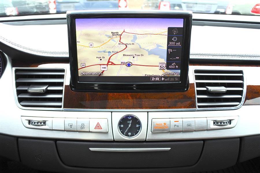 Used 2013 Audi A8 l 4.0L Quattro Used 2013 Audi A8 l 4.0L Quattro for sale  at Metro West Motorcars LLC in Shrewsbury MA 11