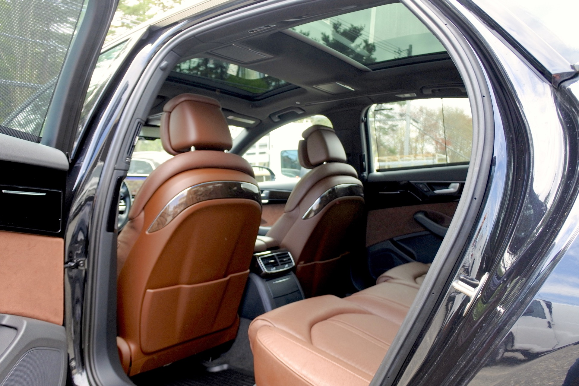 Used 2013 Audi A8 l 4.0L Quattro Used 2013 Audi A8 l 4.0L Quattro for sale  at Metro West Motorcars LLC in Shrewsbury MA 15