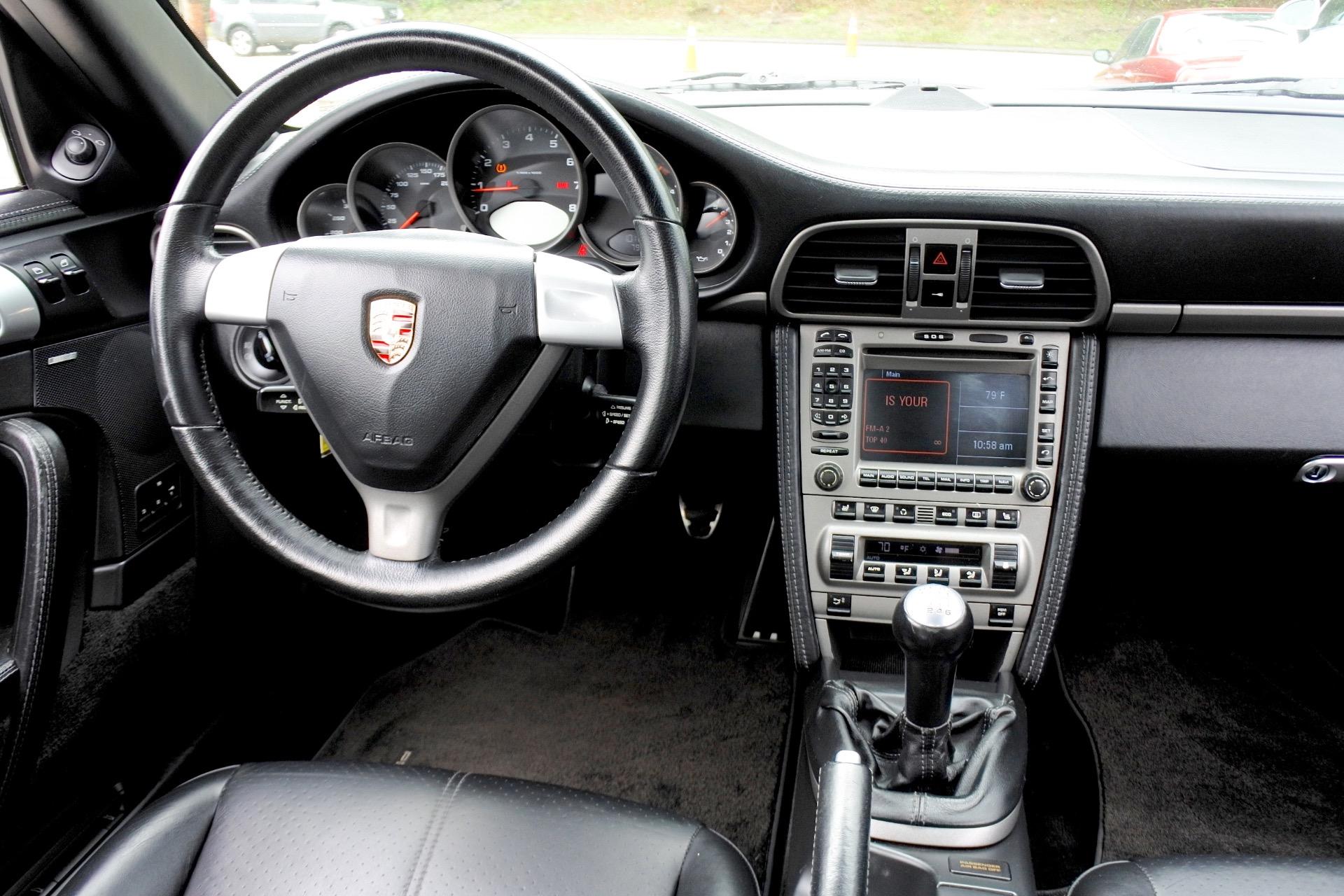 Used 2006 Porsche 911 Carrera 4 Used 2006 Porsche 911 Carrera 4 for sale  at Metro West Motorcars LLC in Shrewsbury MA 10