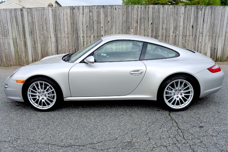 Used 2006 Porsche 911 Carrera 4 Used 2006 Porsche 911 Carrera 4 for sale  at Metro West Motorcars LLC in Shrewsbury MA 2
