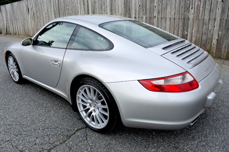 Used 2006 Porsche 911 Carrera 4 Used 2006 Porsche 911 Carrera 4 for sale  at Metro West Motorcars LLC in Shrewsbury MA 3