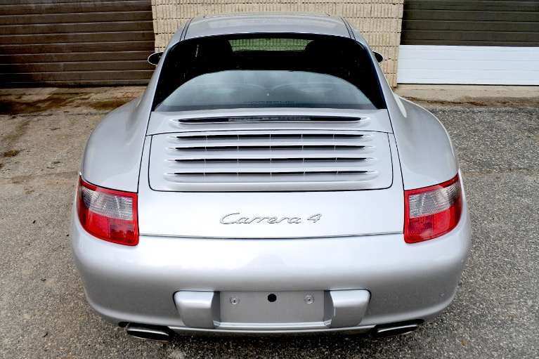 Used 2006 Porsche 911 Carrera 4 Used 2006 Porsche 911 Carrera 4 for sale  at Metro West Motorcars LLC in Shrewsbury MA 4