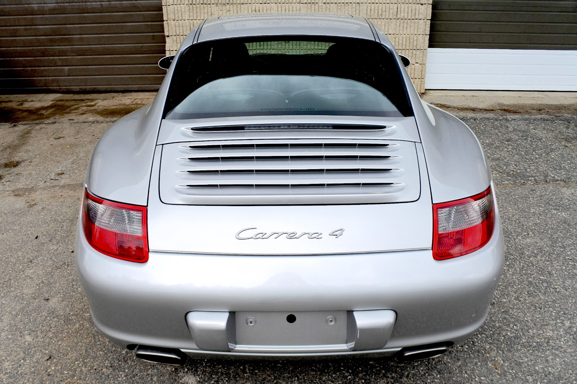 Used 2006 Porsche 911 Carrera 4 Used 2006 Porsche 911 Carrera 4 for sale  at Metro West Motorcars LLC in Shrewsbury MA 4