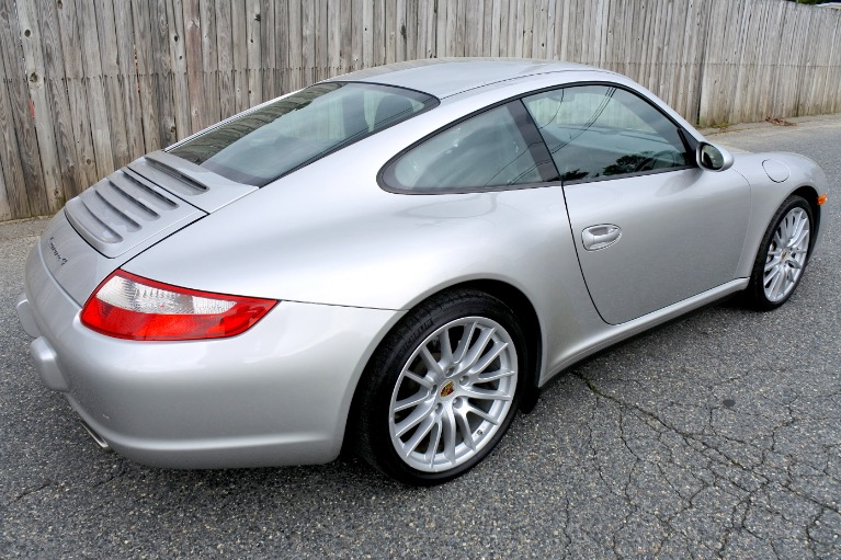 Used 2006 Porsche 911 Carrera 4 Used 2006 Porsche 911 Carrera 4 for sale  at Metro West Motorcars LLC in Shrewsbury MA 5