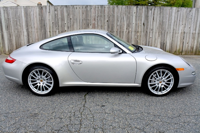 Used 2006 Porsche 911 Carrera 4 Used 2006 Porsche 911 Carrera 4 for sale  at Metro West Motorcars LLC in Shrewsbury MA 6