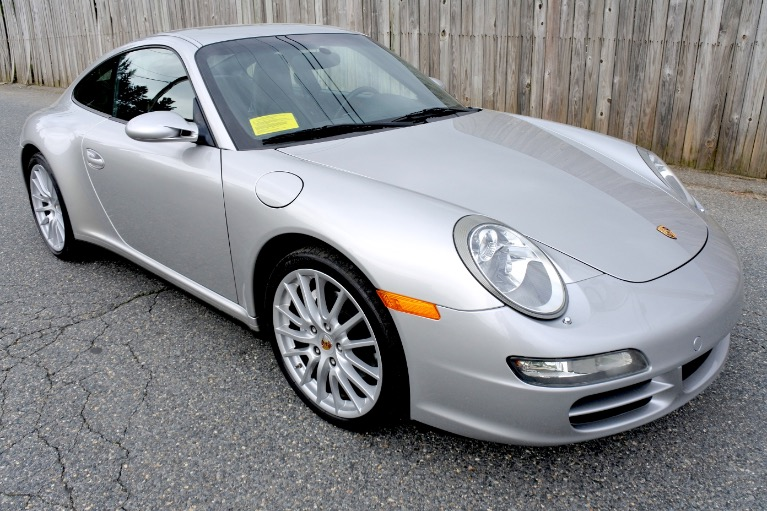 Used 2006 Porsche 911 Carrera 4 Used 2006 Porsche 911 Carrera 4 for sale  at Metro West Motorcars LLC in Shrewsbury MA 7