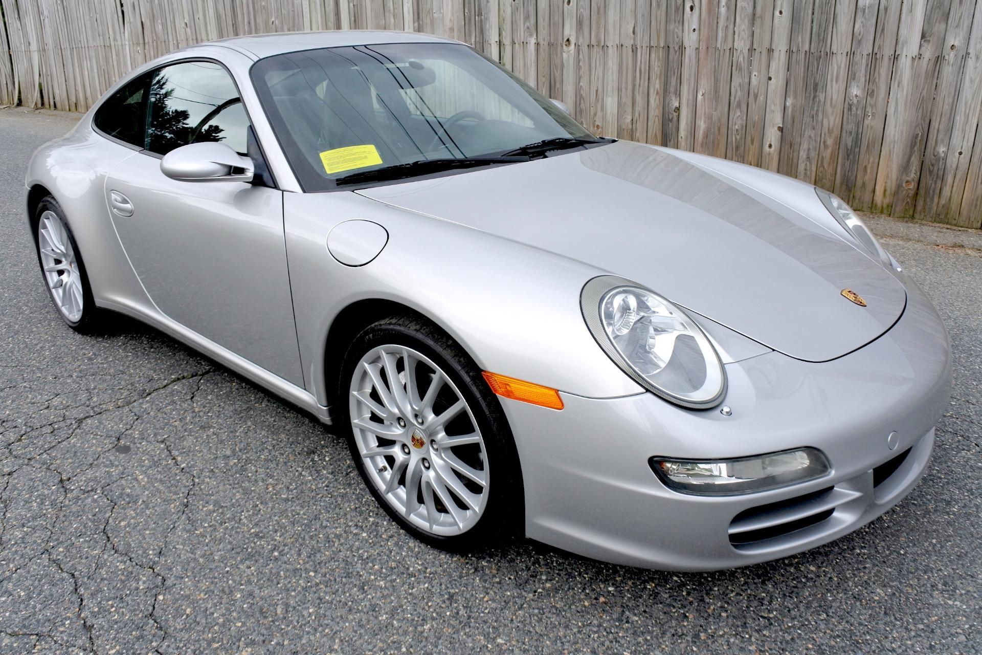 Used 2006 Porsche 911 Carrera 4 Used 2006 Porsche 911 Carrera 4 for sale  at Metro West Motorcars LLC in Shrewsbury MA 7