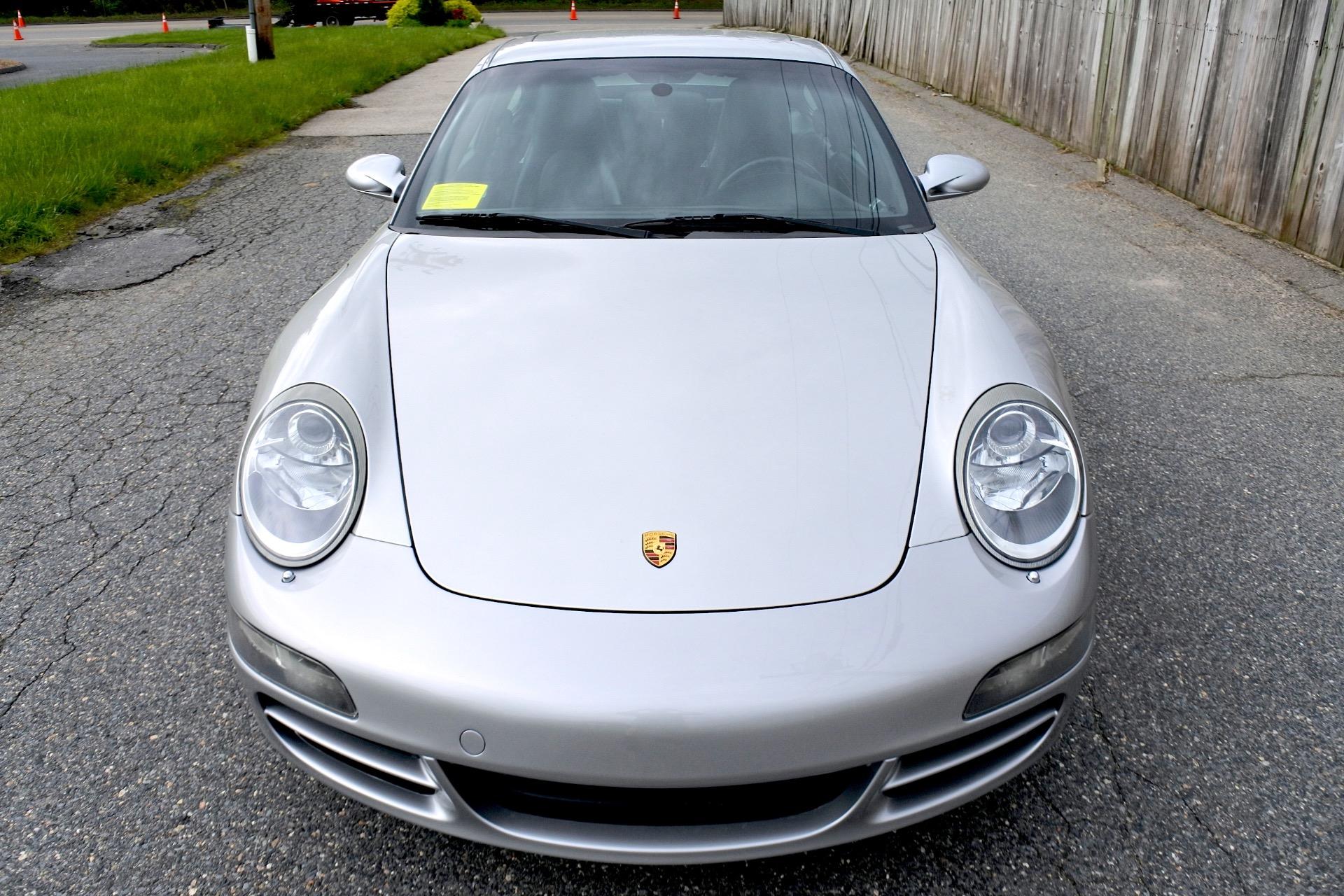 Used 2006 Porsche 911 Carrera 4 Used 2006 Porsche 911 Carrera 4 for sale  at Metro West Motorcars LLC in Shrewsbury MA 8