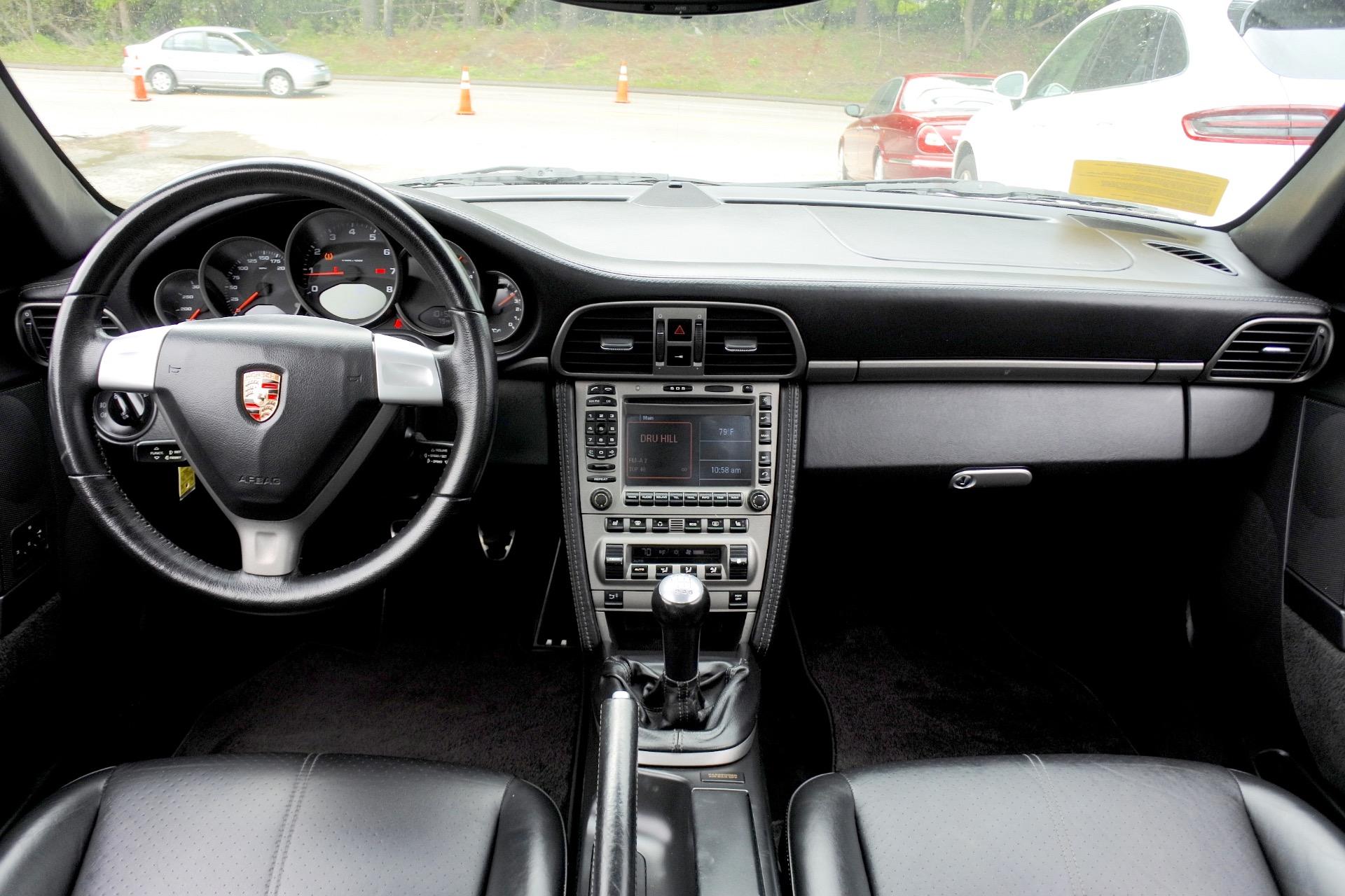 Used 2006 Porsche 911 Carrera 4 Used 2006 Porsche 911 Carrera 4 for sale  at Metro West Motorcars LLC in Shrewsbury MA 9