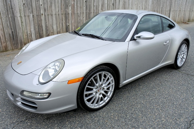 Used 2006 Porsche 911 Carrera 4 Used 2006 Porsche 911 Carrera 4 for sale  at Metro West Motorcars LLC in Shrewsbury MA 1