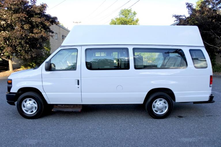 Used 2014 Ford Econoline E-250 Wheelchair Van Used 2014 Ford Econoline E-250 Wheelchair Van for sale  at Metro West Motorcars LLC in Shrewsbury MA 2