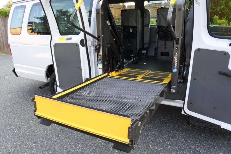 Used 2014 Ford Econoline E-250 Wheelchair Van Used 2014 Ford Econoline E-250 Wheelchair Van for sale  at Metro West Motorcars LLC in Shrewsbury MA 21