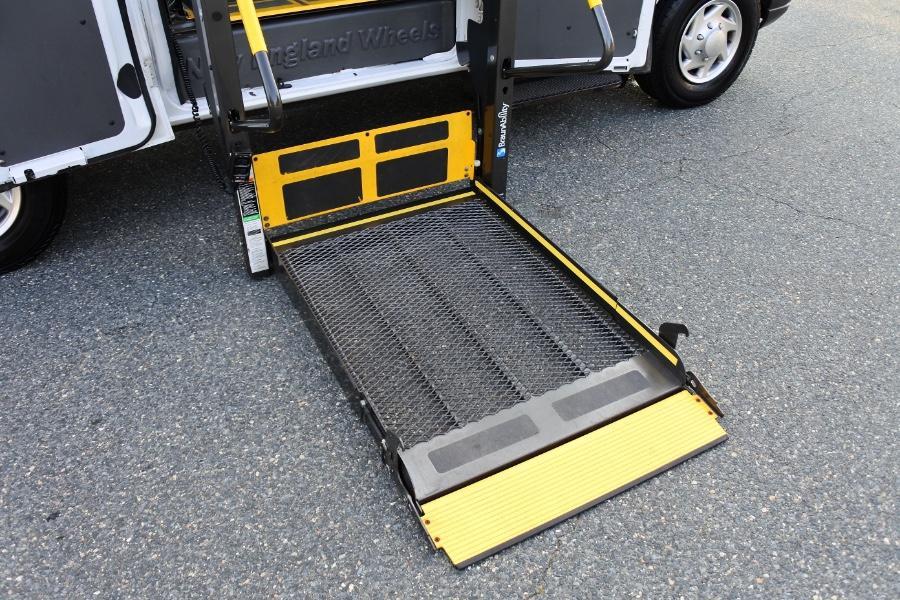 Used 2014 Ford Econoline E-250 Wheelchair Van Used 2014 Ford Econoline E-250 Wheelchair Van for sale  at Metro West Motorcars LLC in Shrewsbury MA 22
