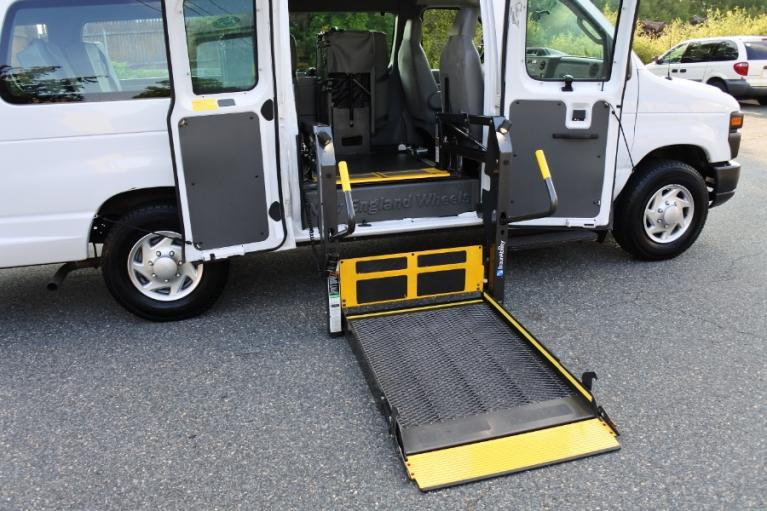 Used 2014 Ford Econoline E-250 Wheelchair Van Used 2014 Ford Econoline E-250 Wheelchair Van for sale  at Metro West Motorcars LLC in Shrewsbury MA 23