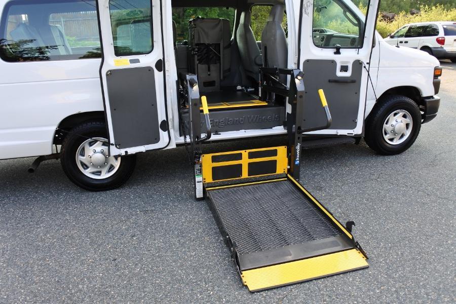 Used 2014 Ford Econoline E-250 Wheelchair Van Used 2014 Ford Econoline E-250 Wheelchair Van for sale  at Metro West Motorcars LLC in Shrewsbury MA 23