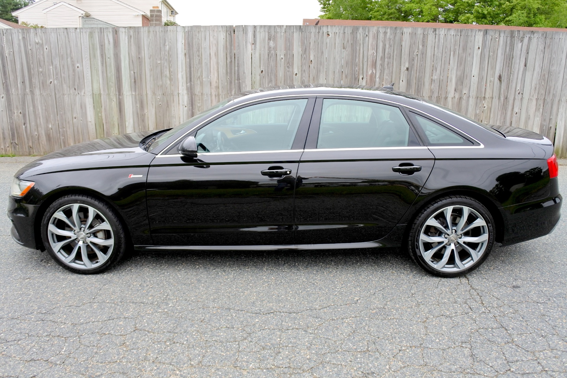 Used 2013 Audi A6 4dr Sdn quattro 3.0T Prestige Used 2013 Audi A6 4dr Sdn quattro 3.0T Prestige for sale  at Metro West Motorcars LLC in Shrewsbury MA 2