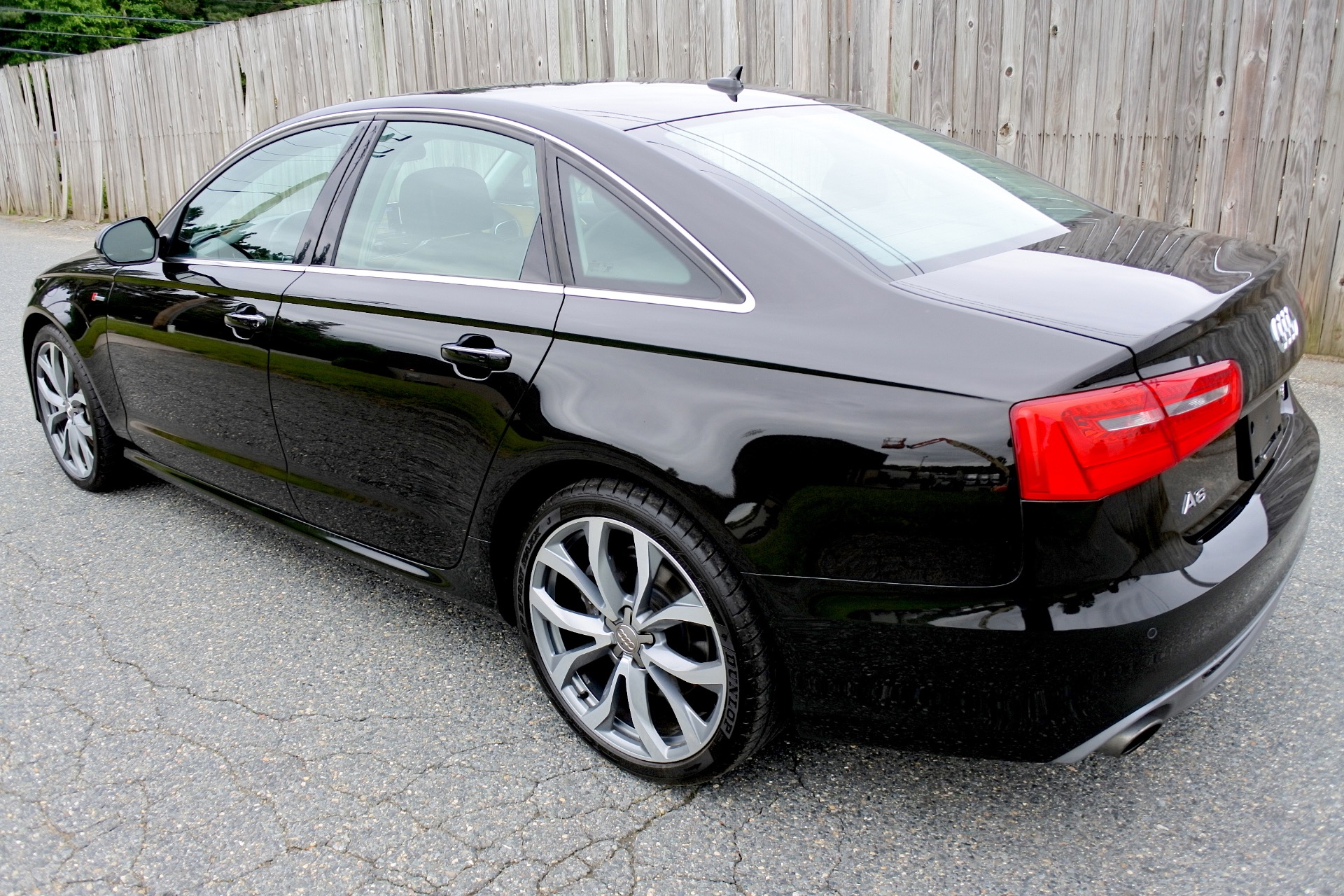 Used 2013 Audi A6 4dr Sdn quattro 3.0T Prestige Used 2013 Audi A6 4dr Sdn quattro 3.0T Prestige for sale  at Metro West Motorcars LLC in Shrewsbury MA 3