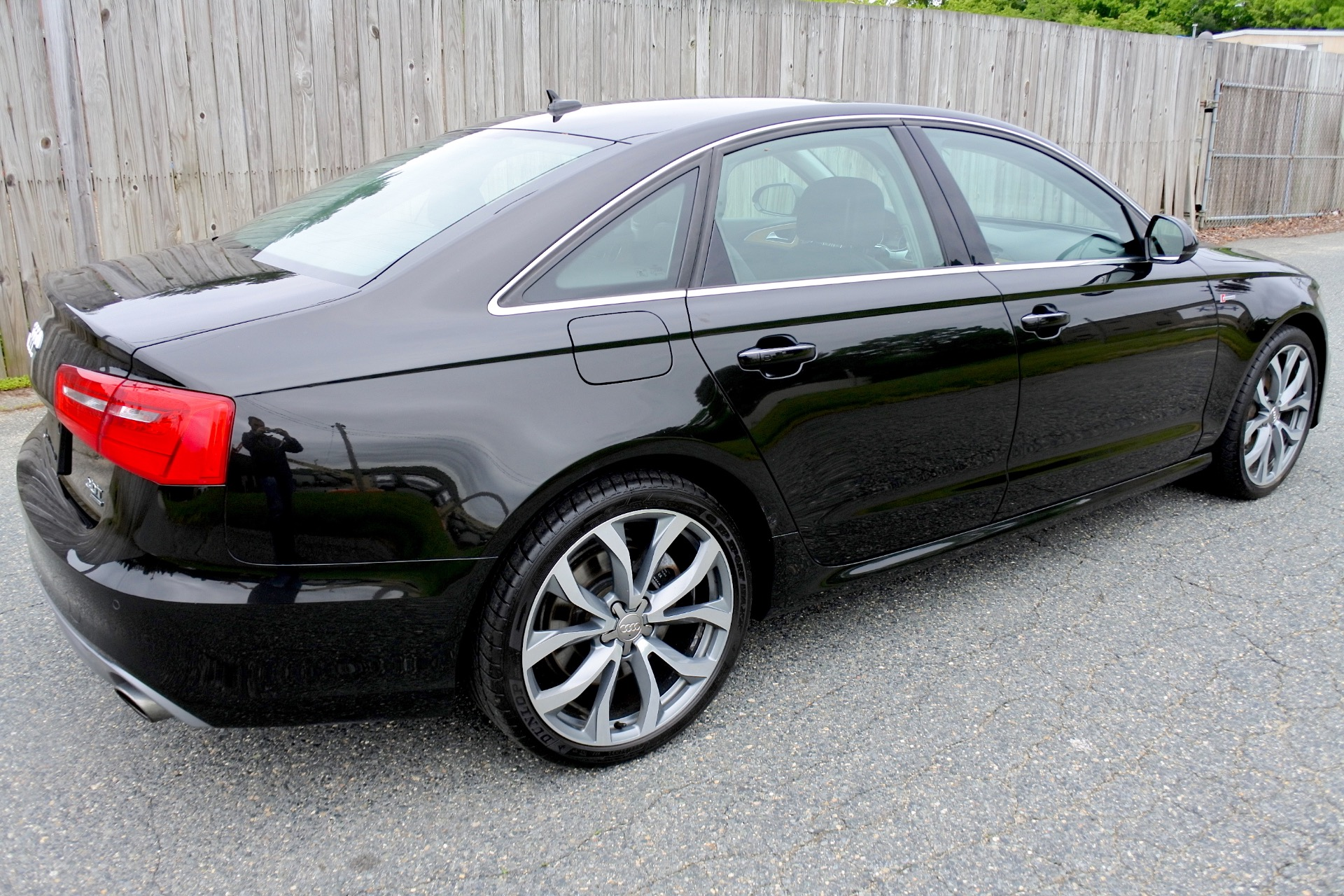 Used 2013 Audi A6 4dr Sdn quattro 3.0T Prestige Used 2013 Audi A6 4dr Sdn quattro 3.0T Prestige for sale  at Metro West Motorcars LLC in Shrewsbury MA 5
