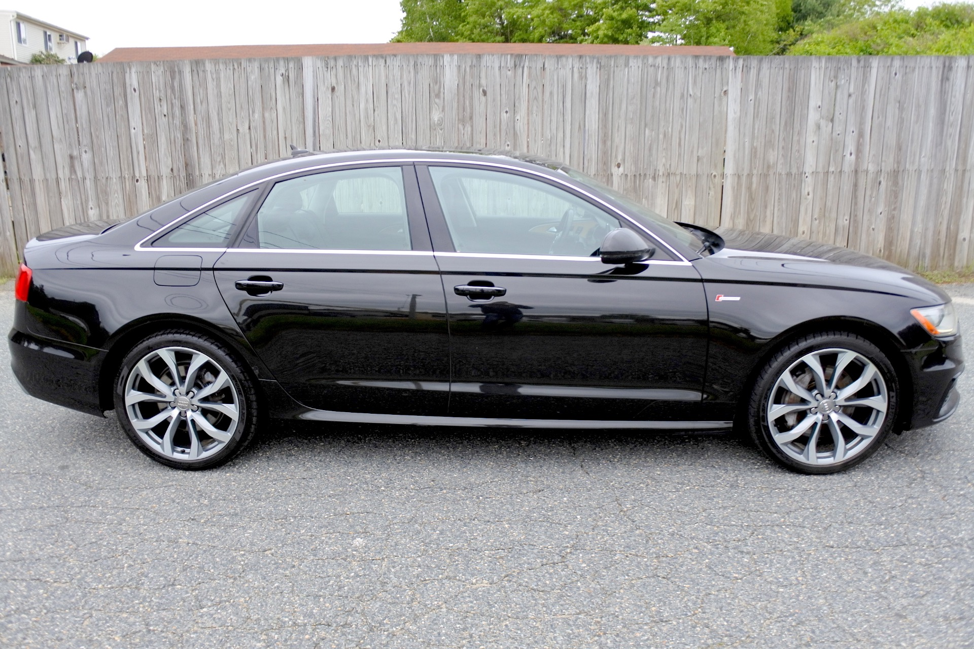 Used 2013 Audi A6 4dr Sdn quattro 3.0T Prestige Used 2013 Audi A6 4dr Sdn quattro 3.0T Prestige for sale  at Metro West Motorcars LLC in Shrewsbury MA 6