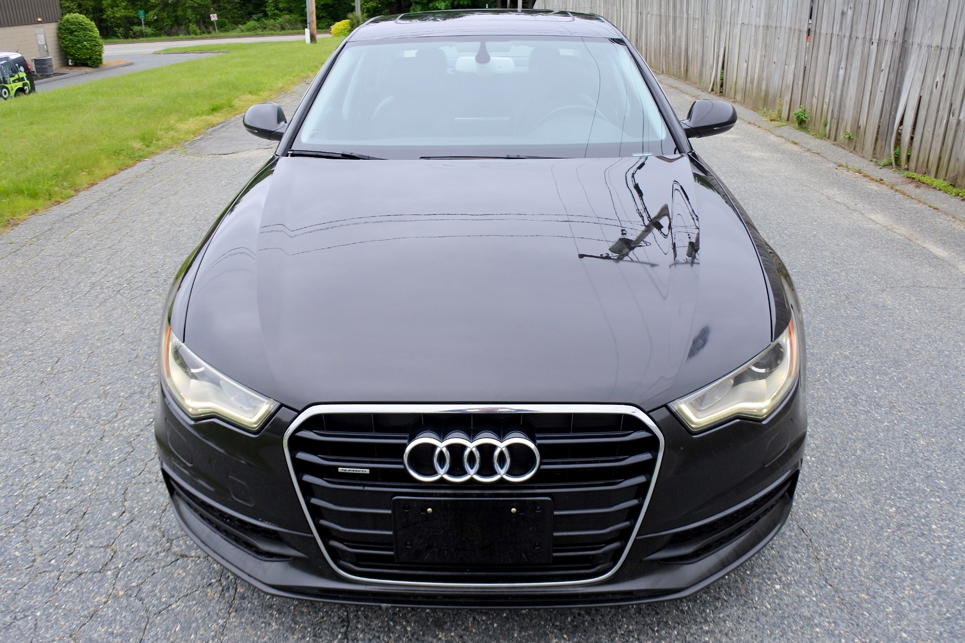 Used 2013 Audi A6 4dr Sdn quattro 3.0T Prestige Used 2013 Audi A6 4dr Sdn quattro 3.0T Prestige for sale  at Metro West Motorcars LLC in Shrewsbury MA 8