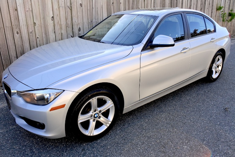 Used Used 2013 BMW 3 Series 4dr Sdn 328i xDrive AWD SULEV for sale Call for price at Metro West Motorcars LLC in Shrewsbury MA