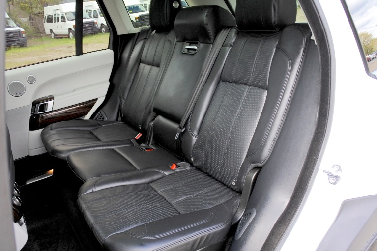 Used 2015 Land Rover Range Rover 4WD 4dr Supercharged Used 2015 Land Rover Range Rover 4WD 4dr Supercharged for sale  at Metro West Motorcars LLC in Shrewsbury MA 16