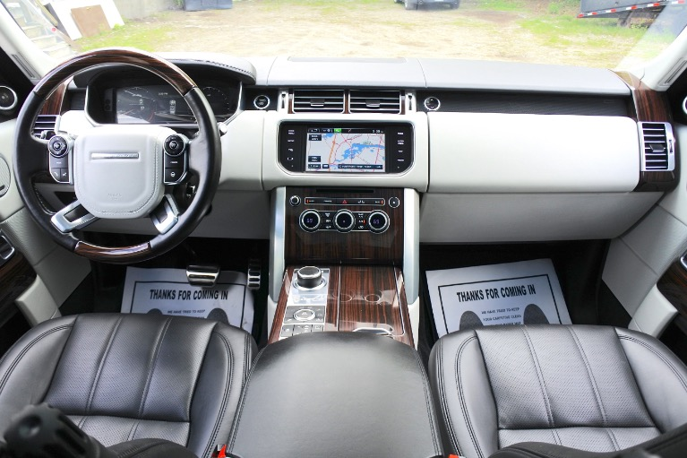 Used 2015 Land Rover Range Rover 4WD 4dr Supercharged Used 2015 Land Rover Range Rover 4WD 4dr Supercharged for sale  at Metro West Motorcars LLC in Shrewsbury MA 9