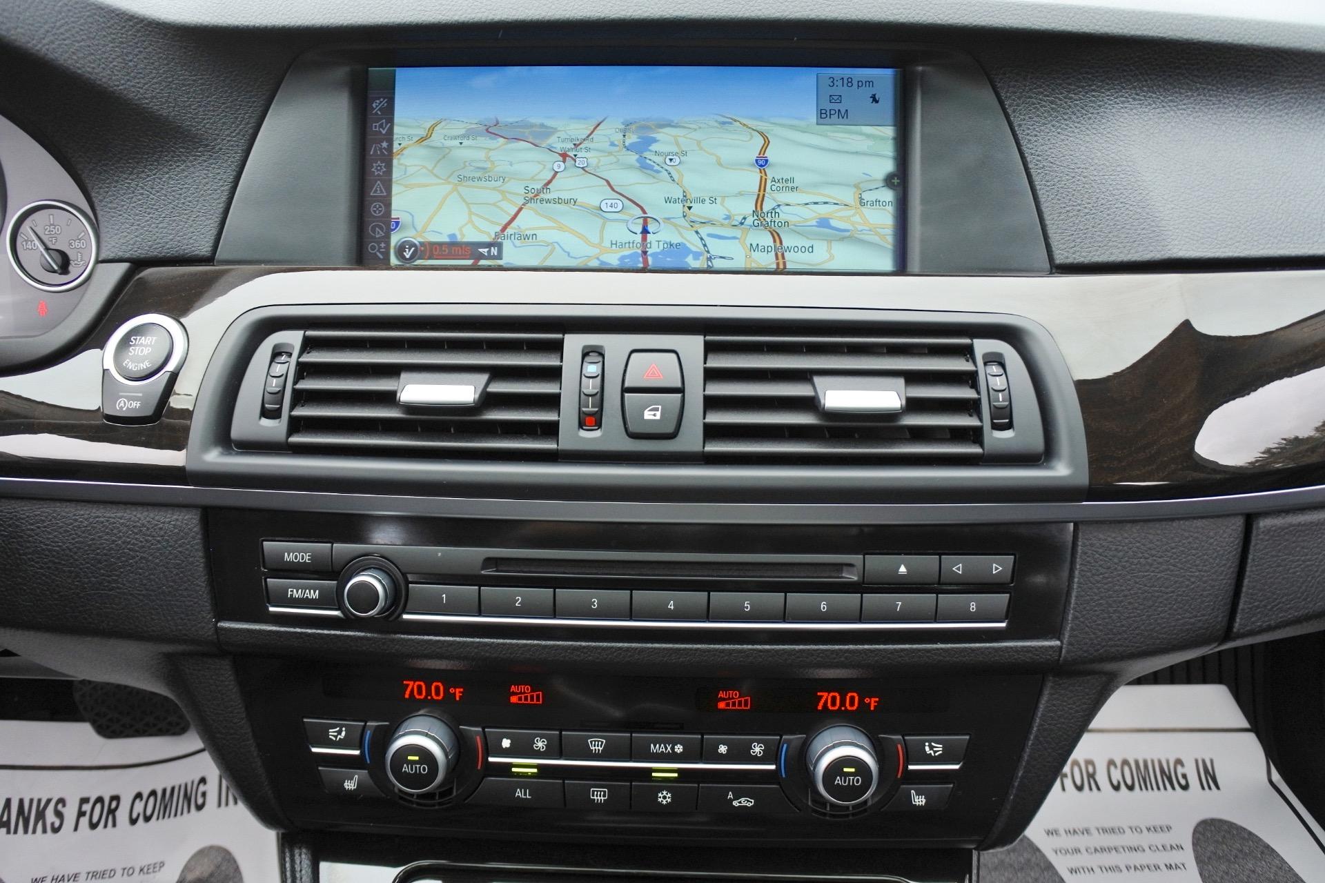 Used 2012 BMW 5 Series 528i xDrive AWD Used 2012 BMW 5 Series 528i xDrive AWD for sale  at Metro West Motorcars LLC in Shrewsbury MA 11