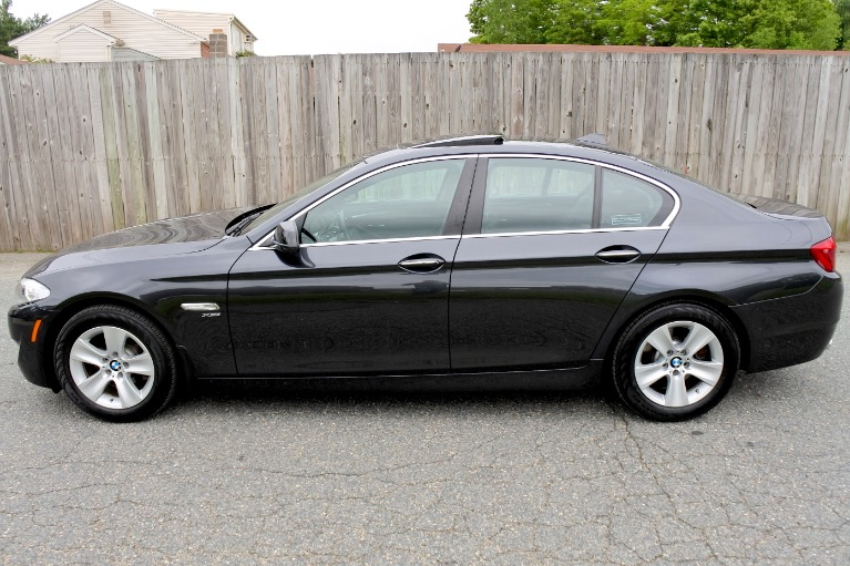 Used 2012 BMW 5 Series 528i xDrive AWD Used 2012 BMW 5 Series 528i xDrive AWD for sale  at Metro West Motorcars LLC in Shrewsbury MA 2