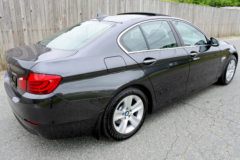 Used 2012 BMW 5 Series 528i xDrive AWD Used 2012 BMW 5 Series 528i xDrive AWD for sale  at Metro West Motorcars LLC in Shrewsbury MA 5