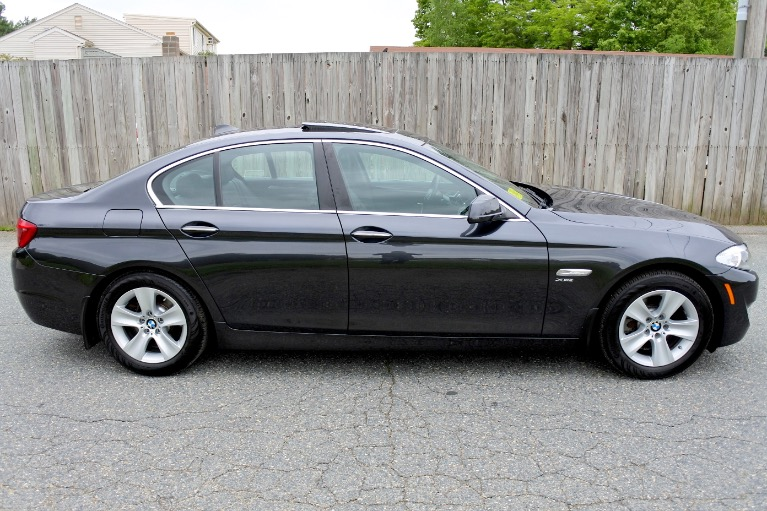 Used 2012 BMW 5 Series 528i xDrive AWD Used 2012 BMW 5 Series 528i xDrive AWD for sale  at Metro West Motorcars LLC in Shrewsbury MA 6