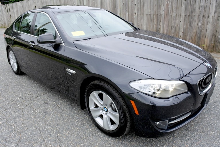 Used 2012 BMW 5 Series 528i xDrive AWD Used 2012 BMW 5 Series 528i xDrive AWD for sale  at Metro West Motorcars LLC in Shrewsbury MA 7