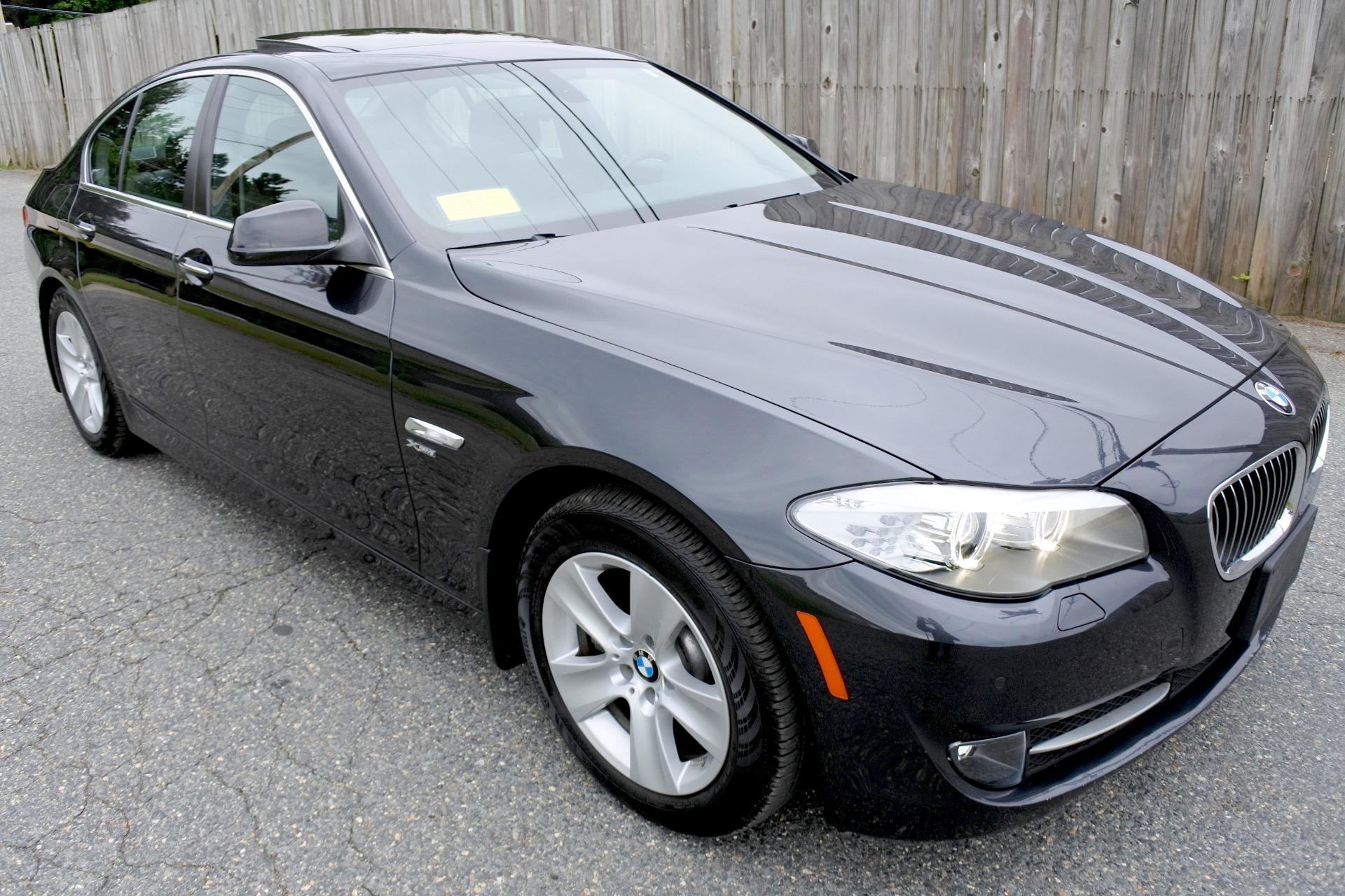 Used 2012 BMW 5 Series 528i xDrive AWD Used 2012 BMW 5 Series 528i xDrive AWD for sale  at Metro West Motorcars LLC in Shrewsbury MA 7