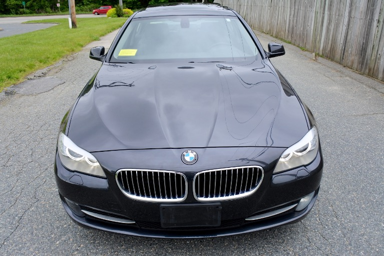 Used 2012 BMW 5 Series 528i xDrive AWD Used 2012 BMW 5 Series 528i xDrive AWD for sale  at Metro West Motorcars LLC in Shrewsbury MA 8