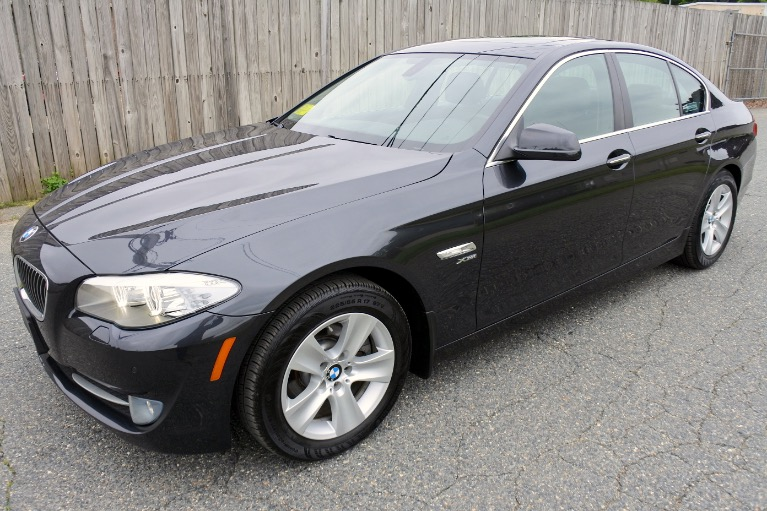 Used Used 2012 BMW 5 Series 528i xDrive AWD for sale $11,880 at Metro West Motorcars LLC in Shrewsbury MA