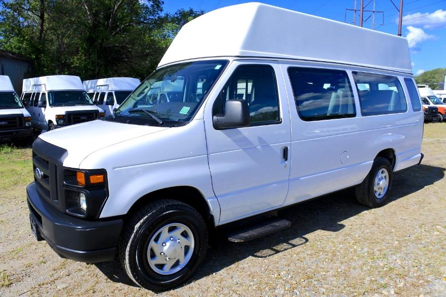 Used 2014 Ford Econoline E-250 Wheelchair Van Used 2014 Ford Econoline E-250 Wheelchair Van for sale  at Metro West Motorcars LLC in Shrewsbury MA 1