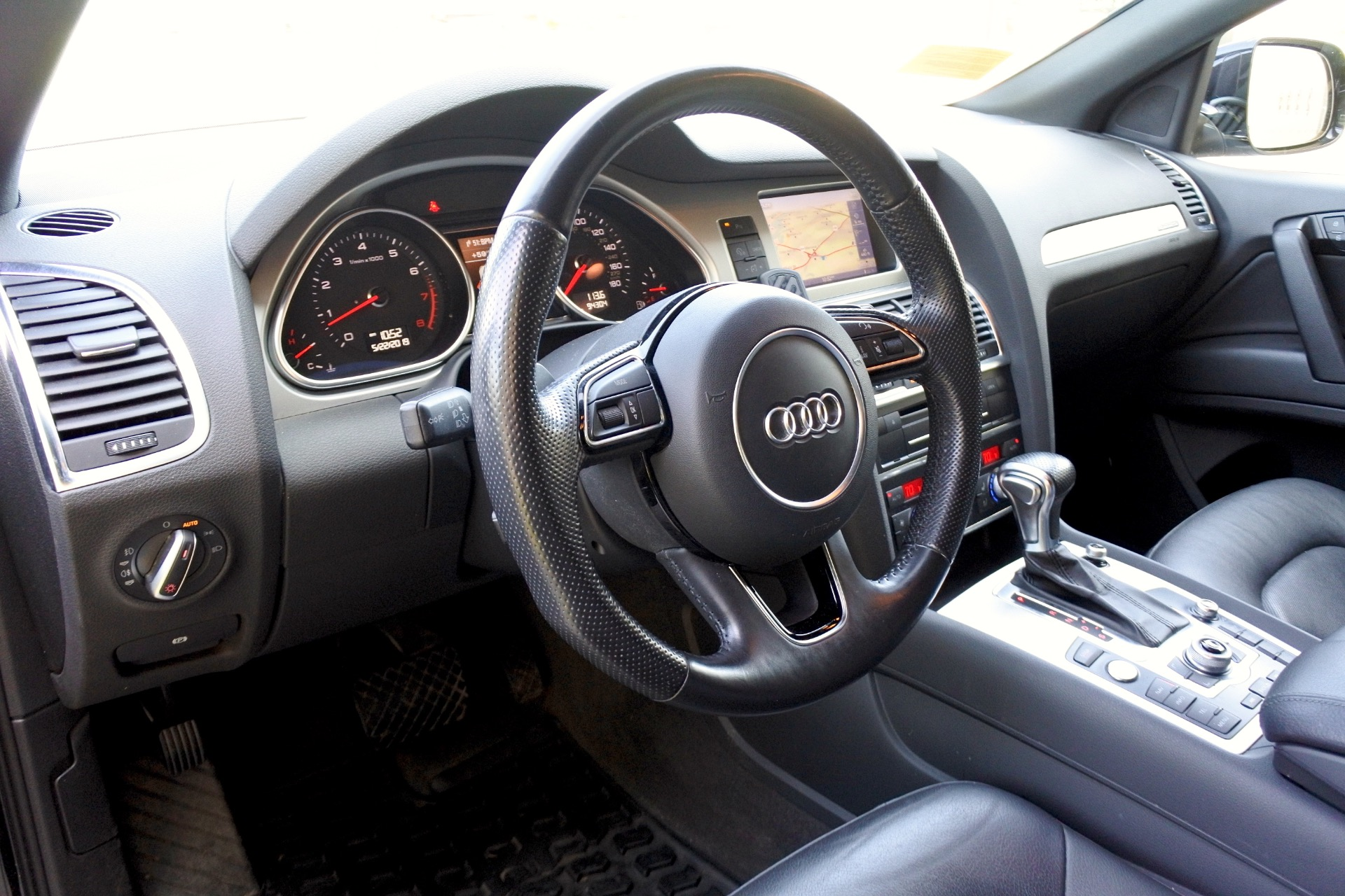 Used 2014 Audi Q7 3.0T S line Prestige Used 2014 Audi Q7 3.0T S line Prestige for sale  at Metro West Motorcars LLC in Shrewsbury MA 12